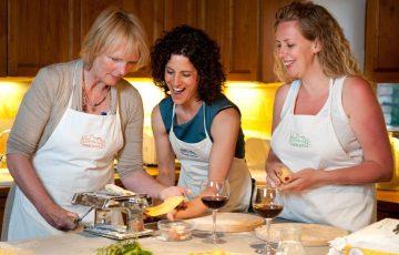 True Umbria - Cooking Class - umbria holiday villa