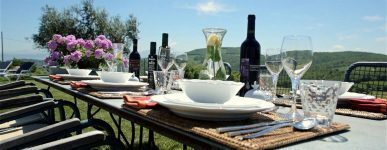 Cooking at Your Villa in Umbria