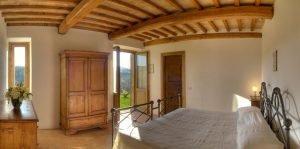 Umbrian countryside villa