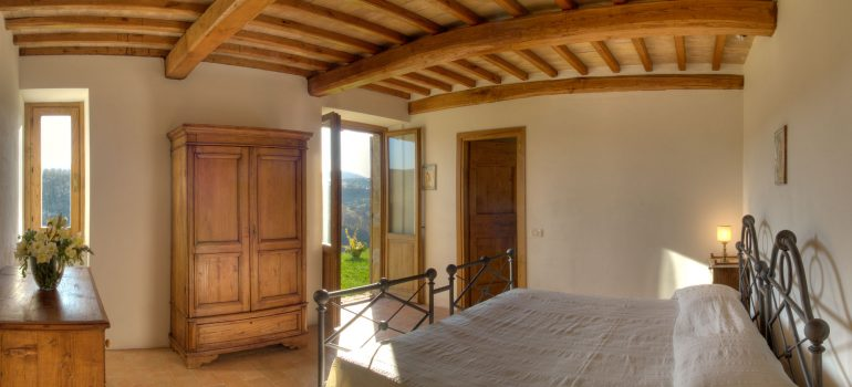 Umbrian countryside villa