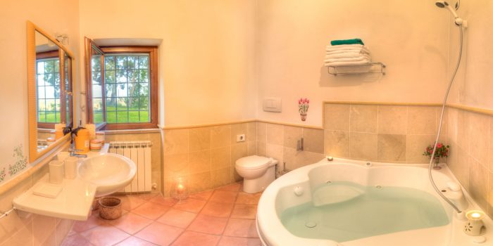 Villa Colibrì in Umbria - Bathroom
