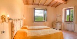 holiday villa in Umbria