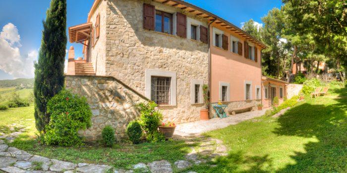 Villa Colibrì in Umbria - Exterior