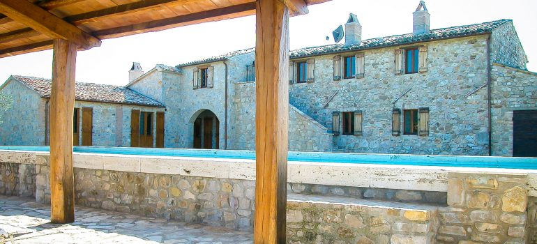 Villa Pianesante in Umbria - Exterior - Swimming Pool