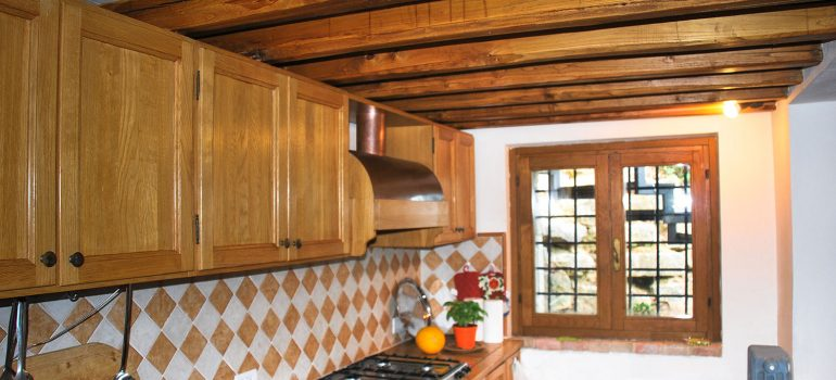 Villa Carina in Umbria - Kitchen