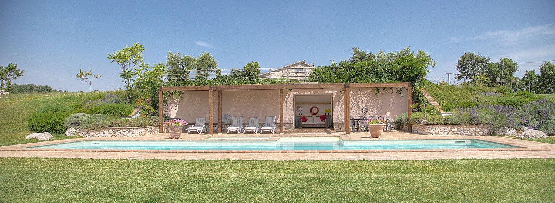 true umbria villa