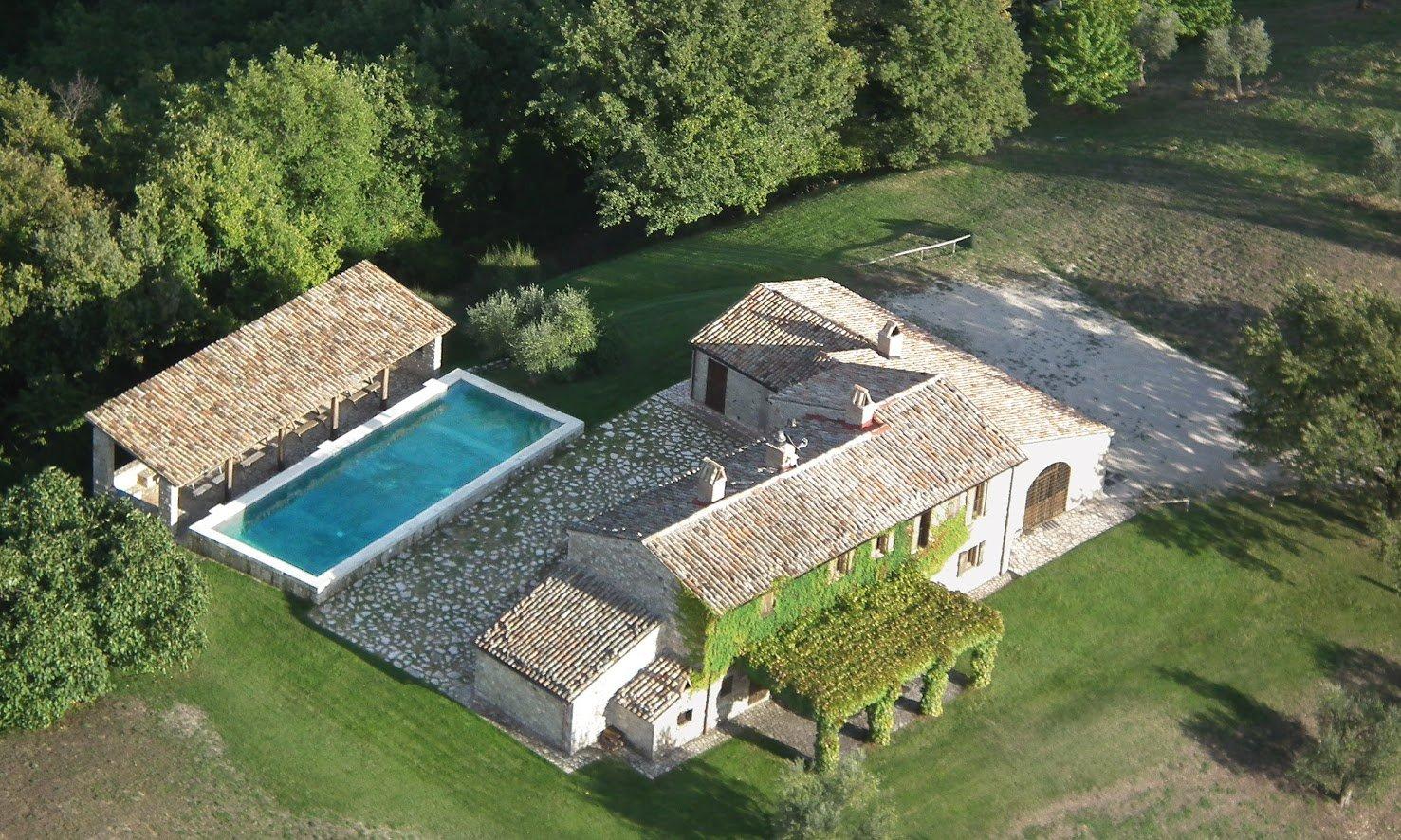 Villa-Pianesante Umbria