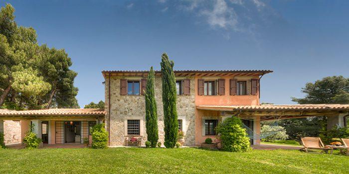 Villa Colibri in Umbria - Exterior