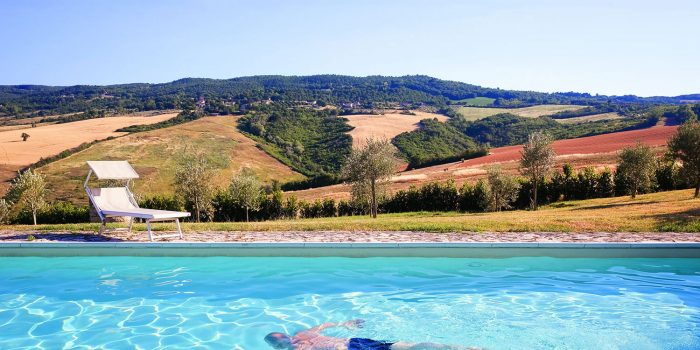 Villa Colibri in Umbria - Swimming Pool