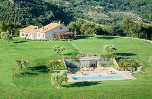 villa rentals umbria - villa for rent umbria - holiday villa italy