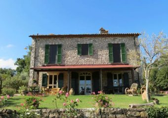 vacation villa in todi umbria