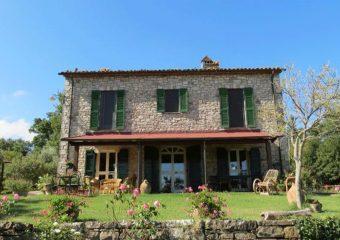 Villa Capricorno in Umbria - Exterior