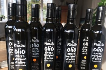 Olive oil in Umbria