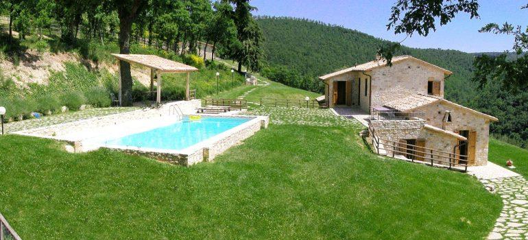 getaway in umbria - rent villa umbria - holiday villa umbria