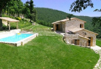 villa rentals umbria - villa for rent umbria - holiday villa