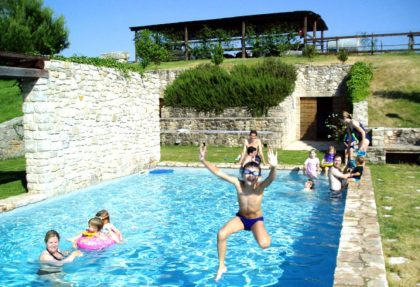 things to do in umbria - holiday villa - activities for kids