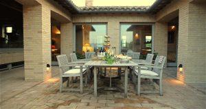 luxury villa in Umbria for rent