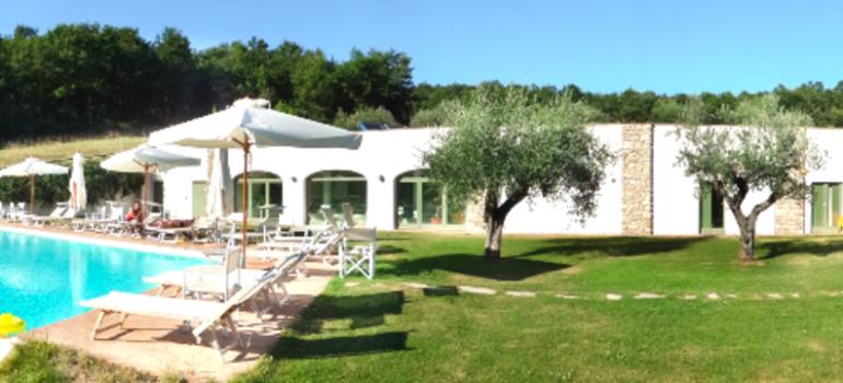 Boutique Hotel Umbria - wellness center Italy
