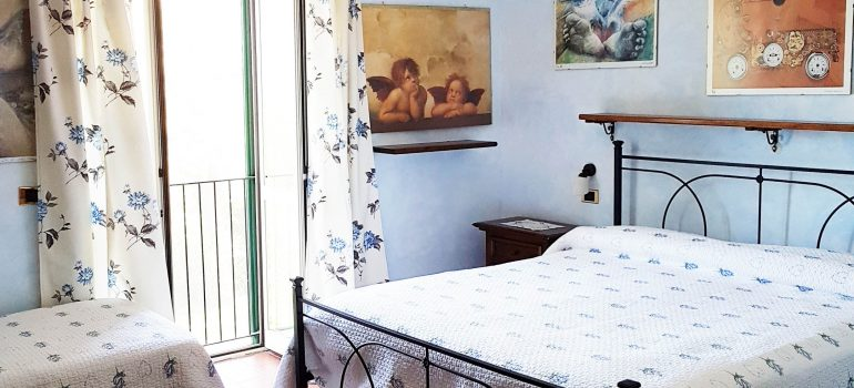 Villa Capricorno in Umbria - Bedroom