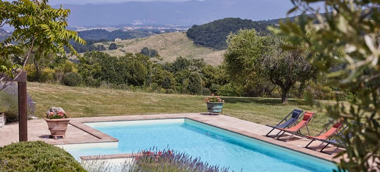 Villa Campo Rinaldo in Umbria - Swimming pool
